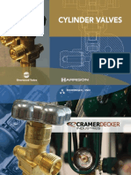 Cylinder Valve Catalog