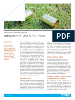 Iskratel Class 5 Solution - Leaflet En