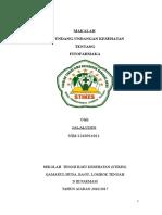 MAKALAH fitofarmaka