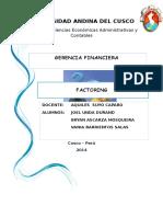FACTORING gerencia financiera UAC.docx