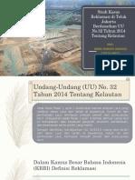 MARIA_031_G_Tugas Studi Kasus Reklamasi Di Teluk Jakarta