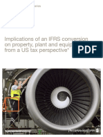 PwC - Ifrs Conversion Property Plant Equipment