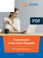 E-Commerce in the Czech Republic