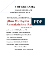 book let of GRACE OF SRI RAMA.docx