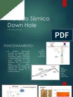 Método Sísmico Down Hole