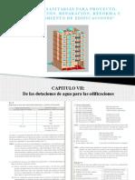 Norma Tema N°1 Diseño de Inst Sanitarias para edificios