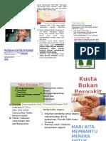 Leaflet Kusta