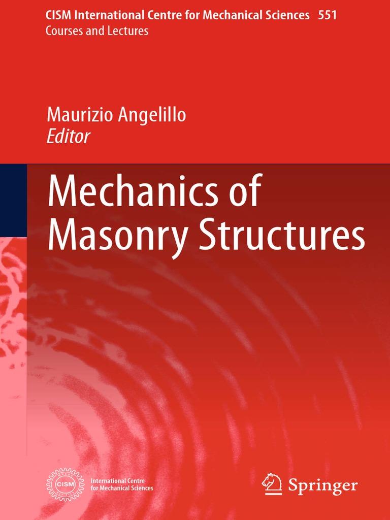 04671 mechanics of masonry structures maurizio angelillopdf 04671 mechanics of masonry structures maurizio angelillopdf elasticity physics deformation engineering fandeluxe Images