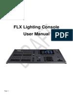 FLX User Manual- 1st Draft