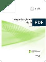 Organizacao e Normas Do Trabalho