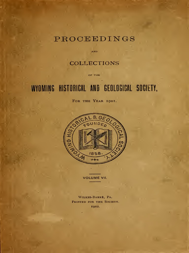 proceedingscolle07wyom.pdf | Susquehanna River | Glacier