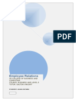 Employee Relations Guide