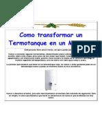 Como transformar un Termotanque en un Mechero.pdf