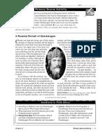 charlemagne reading