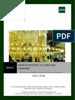 LH 2 Guía de Estudio II 2015 16