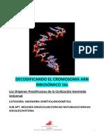Decodificando El Cromosoma ARN Ribosomico 16s
