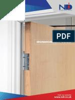 NDI Ironmongery Guide