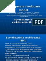 Model de Proiect Gimnastica RR