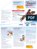 Gesundheitsratgeber - Das Kraftpaket