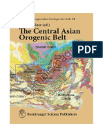 Kroner Composition and Evolution of Central Asian Orogenic Belt Beitr z Reg Geol Der Erde Bd 32 ISBN 978-3-443 11033 8 003003200 Ed Alfred Kroner the Central Asian Orogenic Belt Ad Caption Samplepages (1)