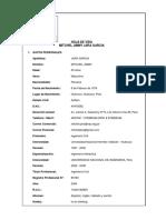 Cv_mjjg_150121 - Maestria en Hidraulica