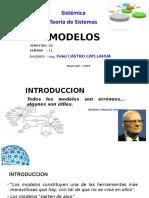 13 Modelos - Modelos Mentales