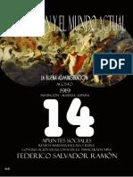 La Religión y el Mundo Actual  de Federico Salvador Ramón – 14 – La buena Administración