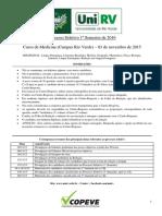 Medicina Rio Verde 2016-1
