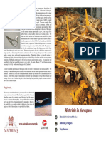 Materials in Aerospace Notes