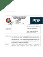 9.4.4 Ep 1 SOP Penyampai Informasi Hasil Peningkatan Mutu Layanan Klinis Dan Keselamatan Pasien