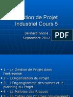 Gestion de Projet Industriel 5