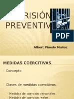 La Prisión Preventiva