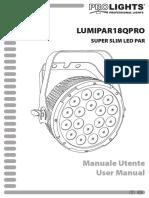 LUMIPAR18QPRO_manuale