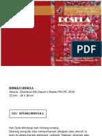 rosella (Hibiscus sabdariffa Linn)