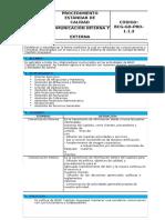 Bcg Gd Pro 1.1.2 Comunicación Interna y Externa