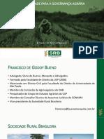II CNPFA - Apresentação Francisco de Godoy Bueno