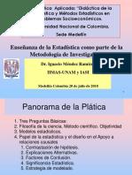 0 Mendez_ IgnacioEstadística y Enseñanza
