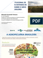 II CNPFA - Apresentação Marcelo Fonseca