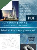 Struktur Kontruksi Bahan CCTV Building