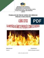 Química do fogo
