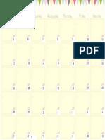 Monthly Plan Feb-maret