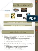 Tema 4 Política Dividendos y Estrategia Financiera
