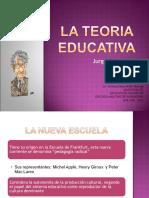 La Teoría Educativa de Jurgen Habermas