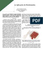 Antenas em aplicações de biotelementria