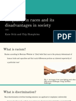 inequality in races and its disadvantages such as in workplace 2fincome education and housing