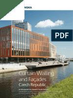 Skanska Curtain Walling Facades Brochure