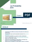 Lecture -Continuous Distribution