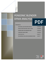 Pensonic Blender DFMA (Group 1)