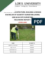field work i final pdf