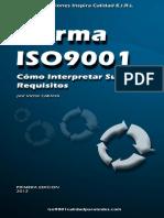 eBook Norma Iso9001 Como Interpretar Sus Requisitos